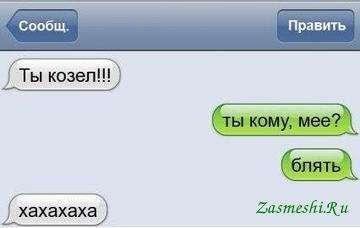 СМС-ПЕРЕПИСКА