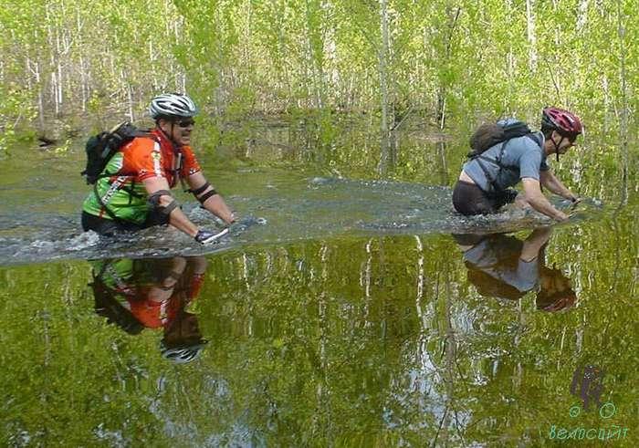 Сумасшедшие велосипедисты, которым плевать на общественное мнение