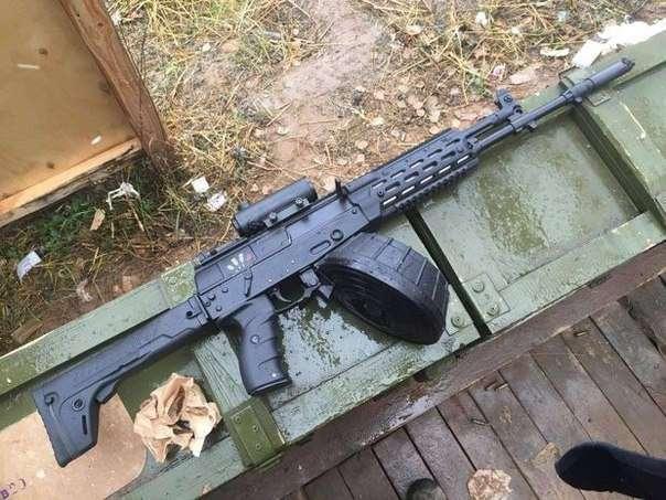 Концерн «Калашников» предложил новое оружие спецподразделениям Службы безопасности президента и ФСБ