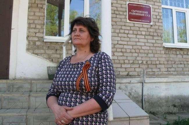 Глава района наказал смолян за жалобу Путину