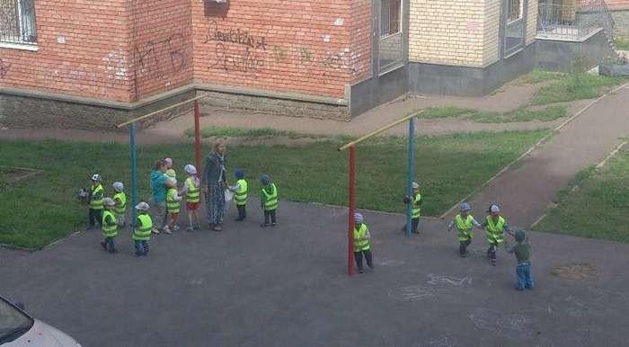 Детский сад: мы живем по законам горшка!