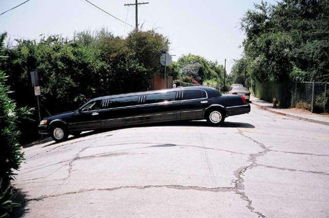 Когда водить автомобиль — это явно не твоё