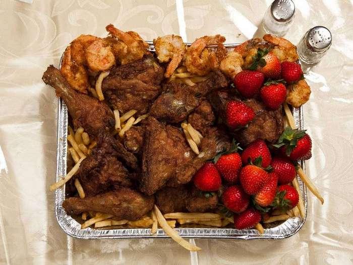 Последние ужины перед смертной казнью