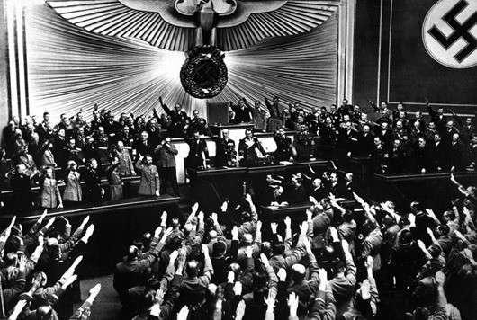 Как Советские войска Рейхстаг штурмовали