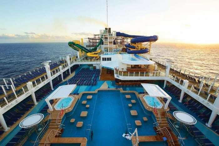 Три роскошных круизных лайнера для незабываемого отдыха