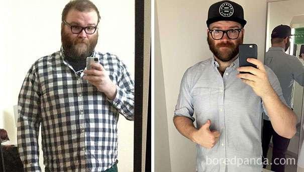 До и после: как меняется внешность человека, который перестает пить