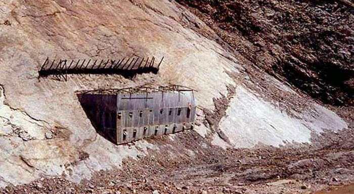 Ядерный могильник возрастом 1,8 млрд. лет