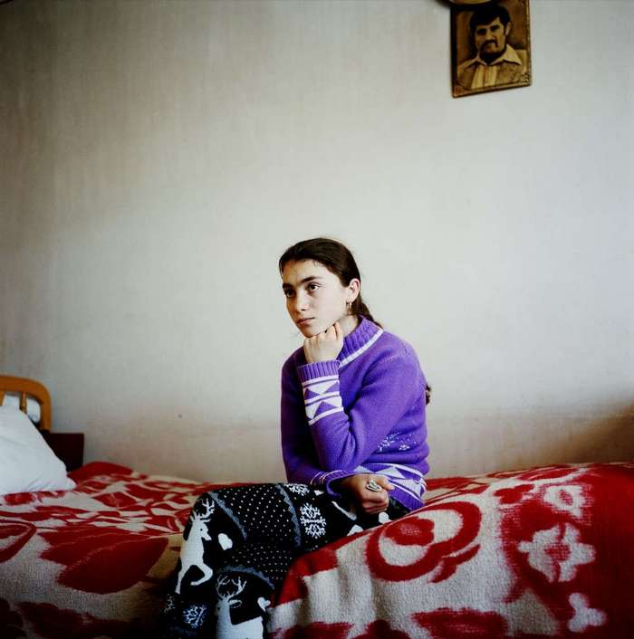 Нагорный Карабах в объективе французского фотографа