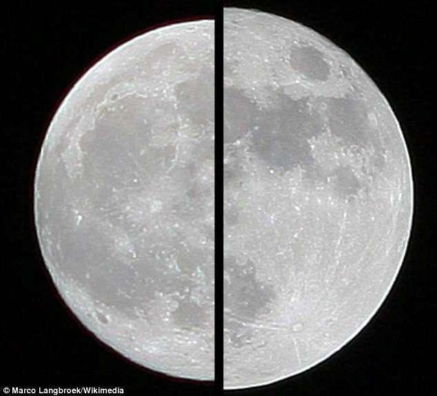 14 ноября Луна будет самой большой за весь 2016 год —не пропустите ноябрьское Суперлуние