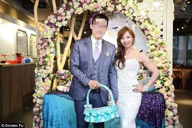 Самая сильная невеста в мире: тайванька покорила гостей свадьбы тренировкой в платье