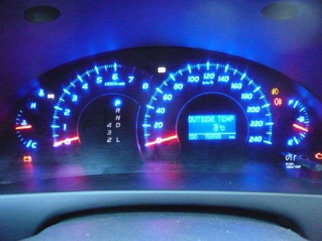 Как можно испоганить Toyota Camry