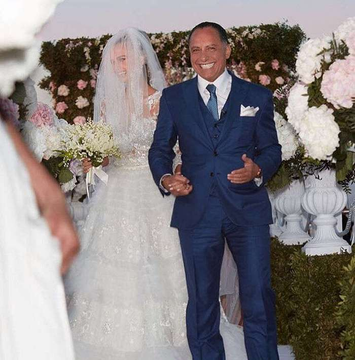 Свадьба за миллион: 62-летний бизнесмен и 26-летняя модель Playboy