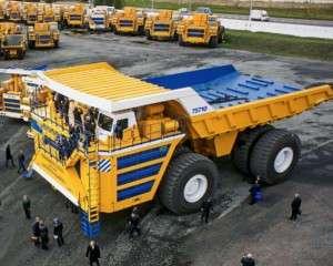 Обзор самого большого в мире самосвала БелАЗ-75710
