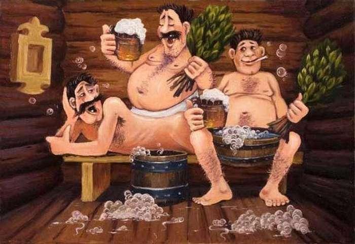 7 вещей, которые нельзя делать в бане