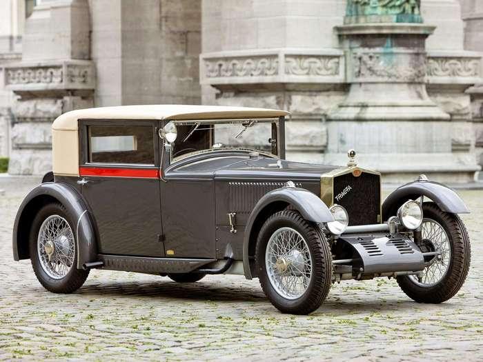 Случайные роды: автомобили, которые появились слишком рано