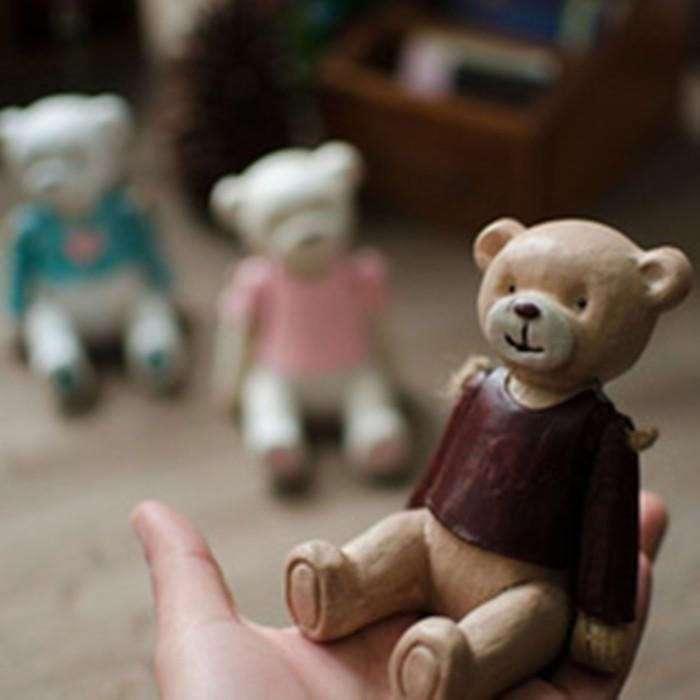 Медведь в России больше чем медведь