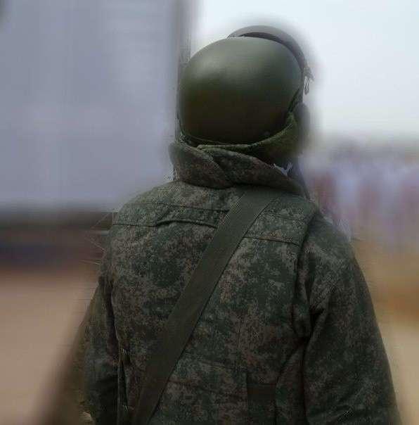Новейший российский защитный комплект танкистов 6Б48 «Ратник-ЗК»