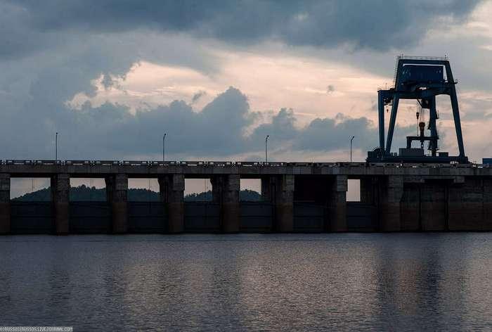 Бурейская ГЭС