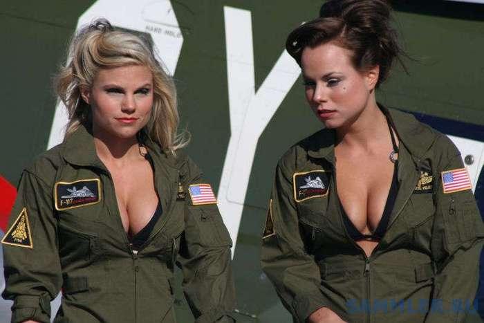 Учёные считают, что женщинам нельзя служить в армии
