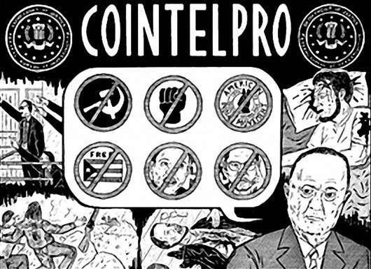 Программа «Коинтелпро»