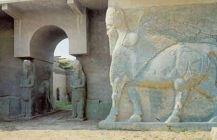 Исторические сокровища, которые мир потерял в течение последних 100 лет