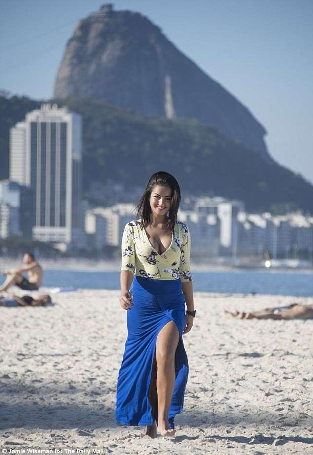 Олимпийское золото за секс: проститутка из Рио мечтает о судьбе