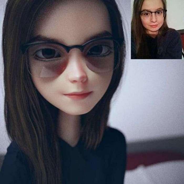 Художник превращает аватарки случайных пользователей в потрясные 3D-портреты