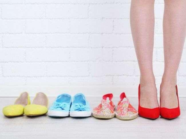 8 обувных хитростей, которые значительно облегчают жизнь