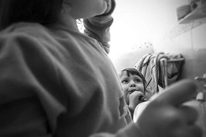 Детство в фотографиях Томаша Ласковски
