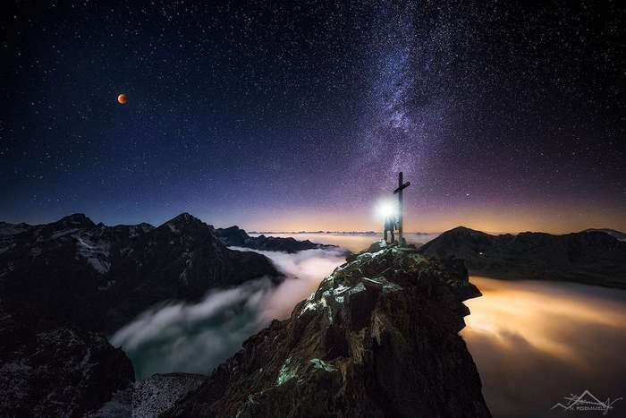 Великолепные снимки гор
