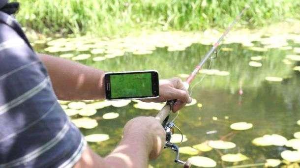 Поплавок с камерой Fishing FanCam