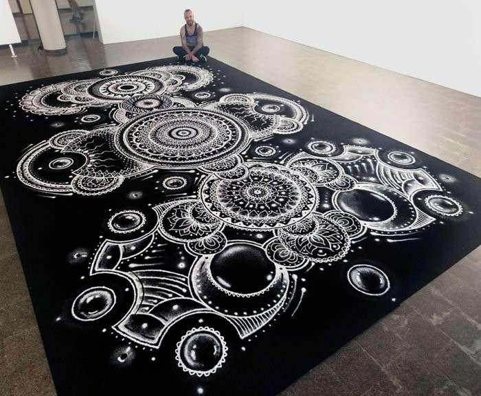 Инверсия рисунков солью Dino Tomic