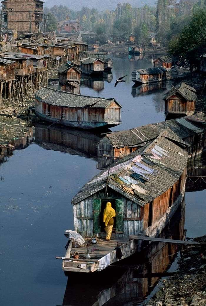 Моменты жизни на бедных окраинах мира