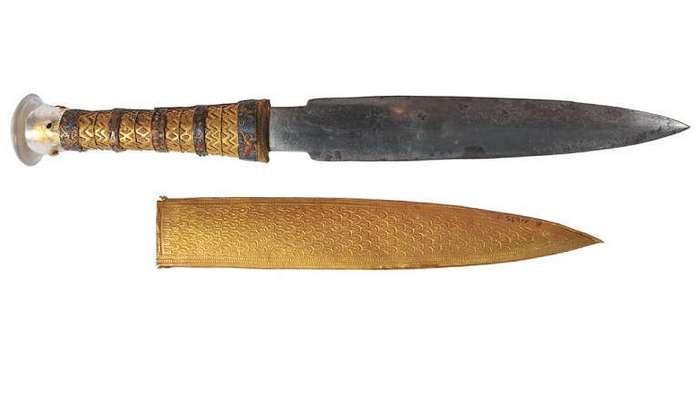 Кинжал Тутанхамона