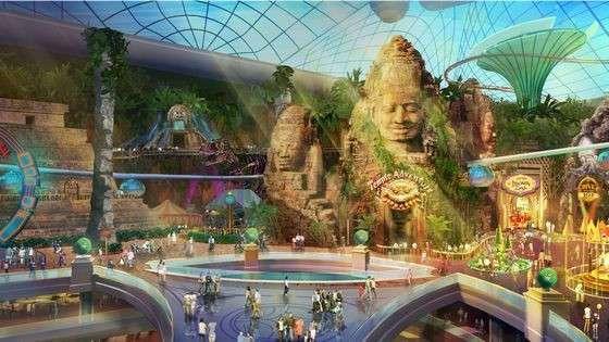 Самые знаменитые парки развлечений