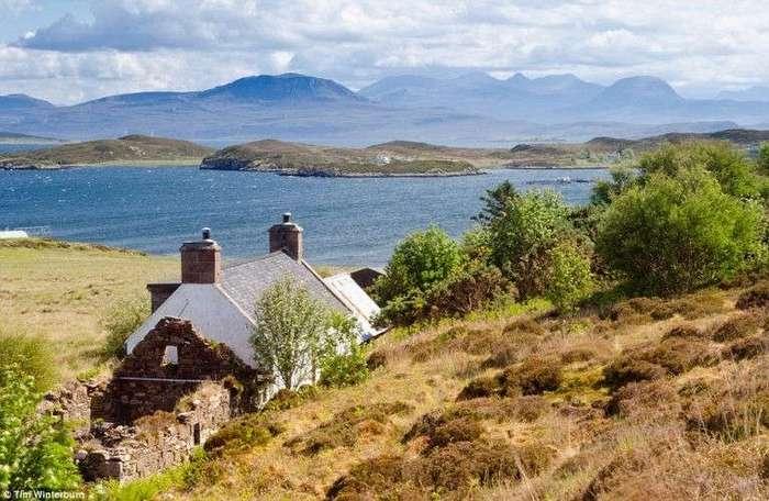 Этот остров стоит меньше, чем большинство домов знаменитостей