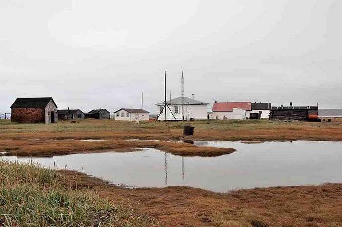 Удаленные острова, забытые человечеством