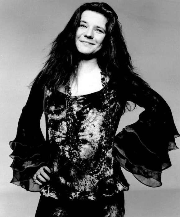 Дженис Джоплин – бессмертный символ свободолюбивой эпохи 1960-х