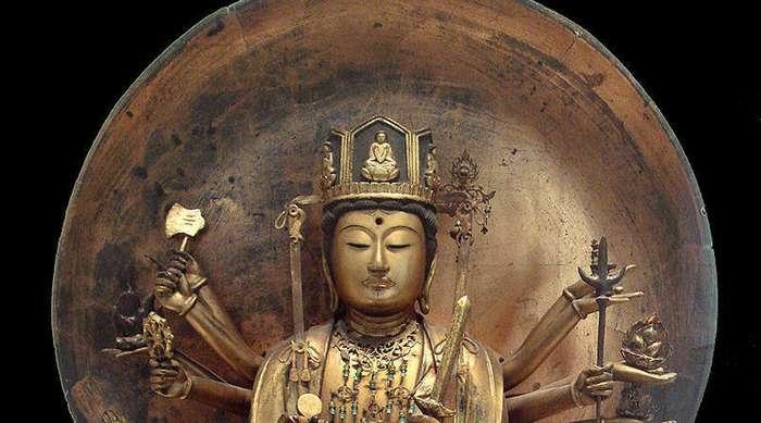 Сокусимбуцу: как стать живым богом по-японски