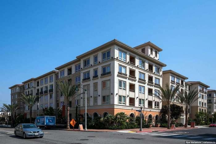Новые районы Лос-Анджелеса. Хотели бы так жить?