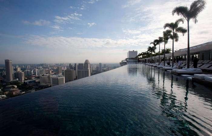 Топ самых необычных бассейнов мира