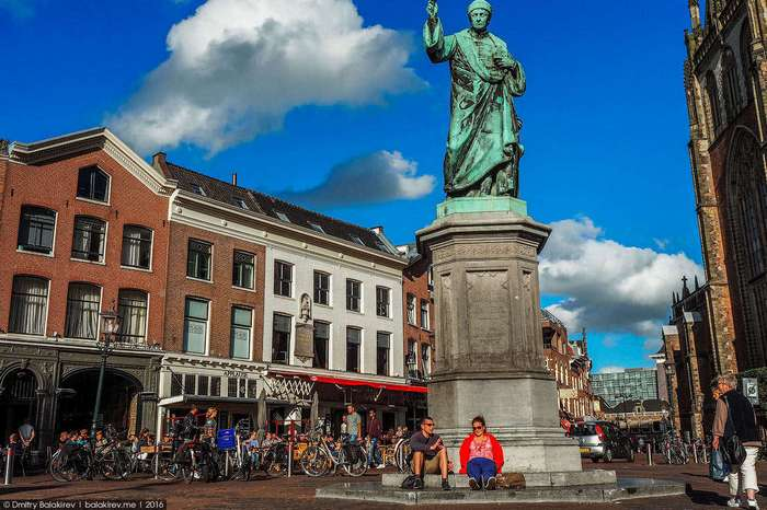 Куда сбежать из Амстердама