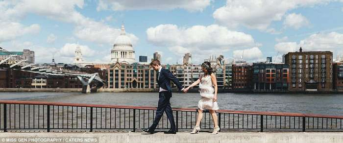 Названы самые романтичные направления свадебных фотосессий 2016-го года