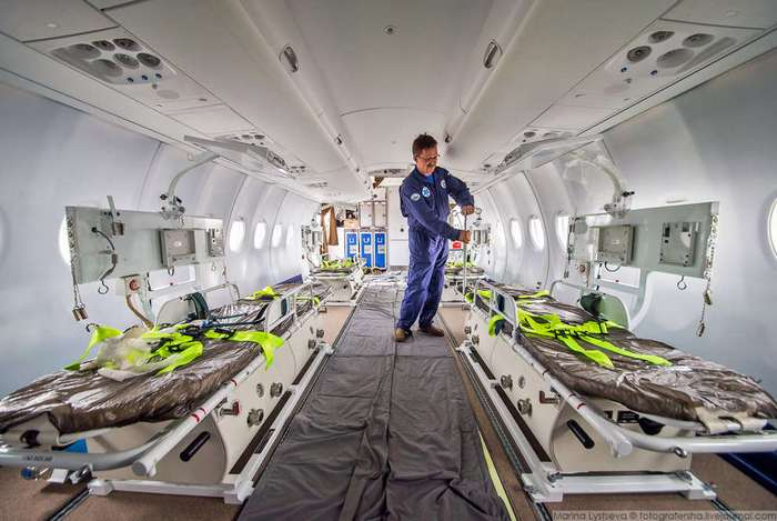 Летающий госпиталь