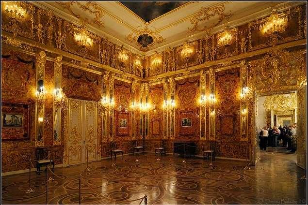 Тайна Янтарной комнаты: потерянное богатство России