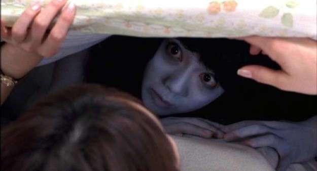 17 городских легенд из Японии, которые напугают вас до смерти