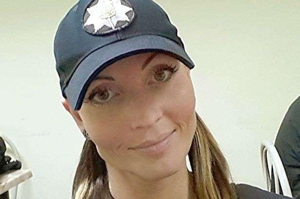 Трагедия: девушка-полицейский умерла от плевка в лицо