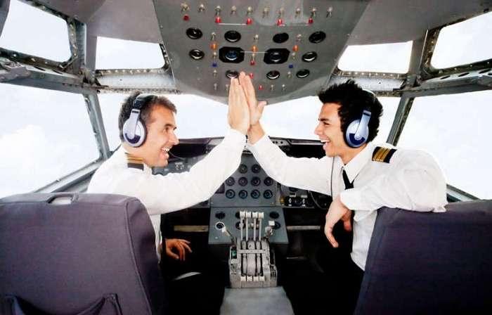 Шутки пилотов гражданской авиации