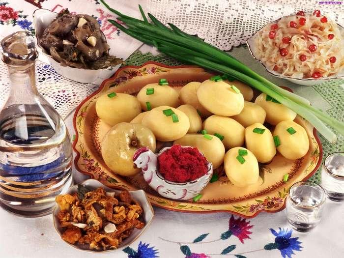 Русские продукты и блюда, которые на самом деле не русские