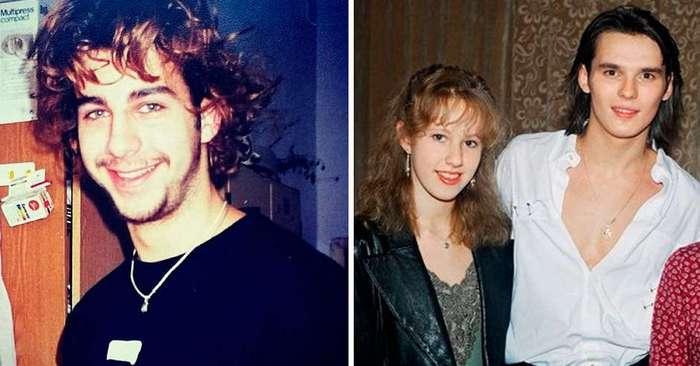 Привет из девяностых! 10 потрясающих снимков супер-звёзд прошлых лет